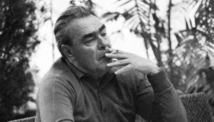Л.И.Брежнев