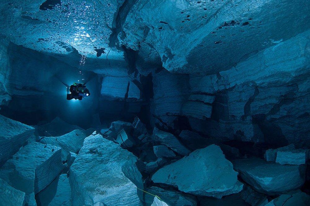 Ординская пещера, Пермский край