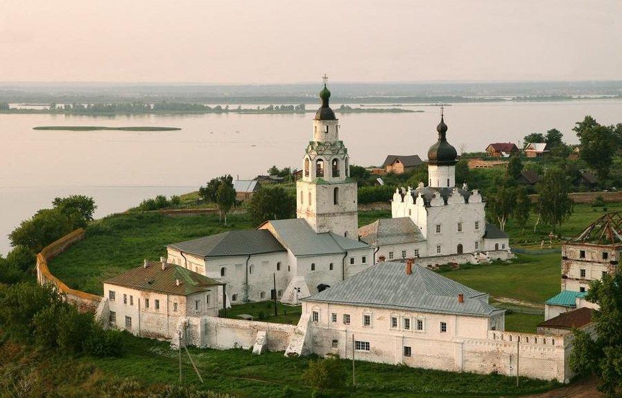 Остров-град Свияжск - Казань