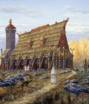 РУССКАЯ КУЛЬТУРА В 14-16 вв.