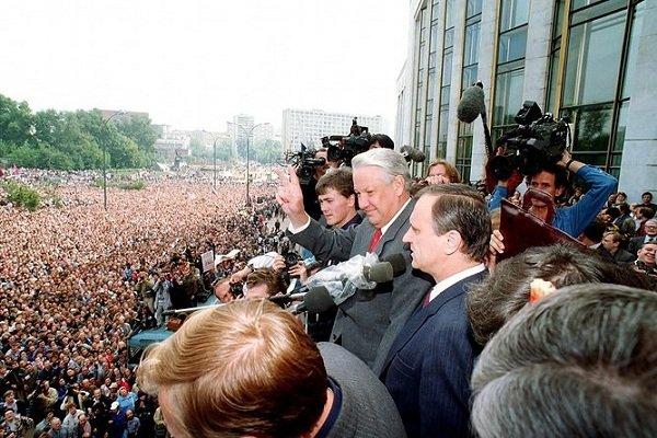 путч августа 1991 года