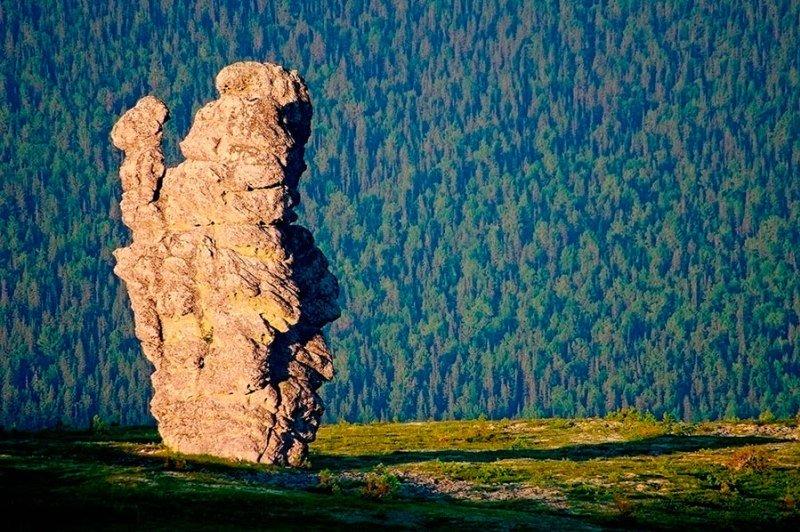 столбы выветривания-5-фото петра Захарова