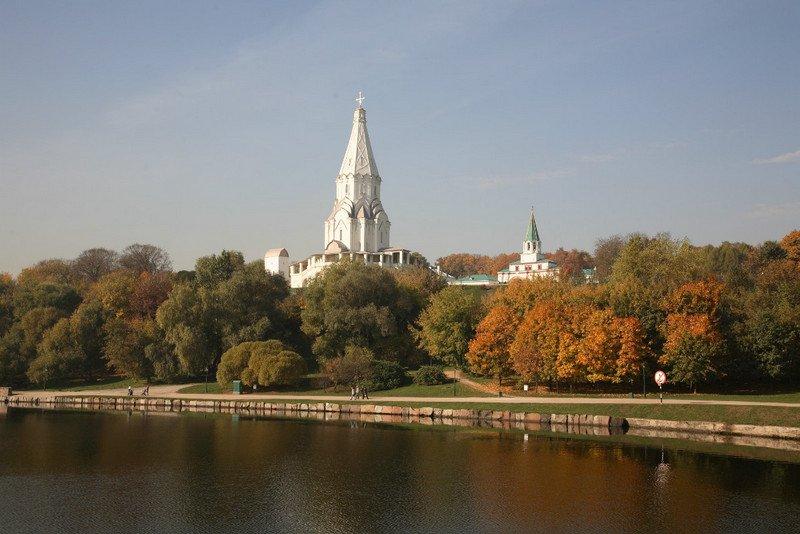 церковь Вознесения в селе Коломенском