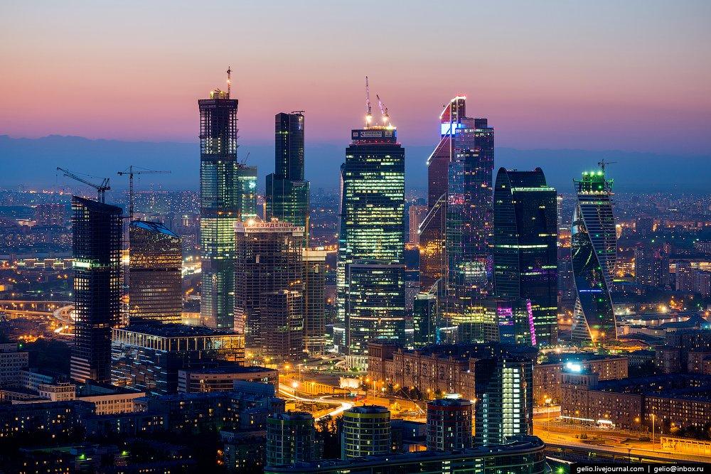 Строительство бизнес центров москва 23 фотография