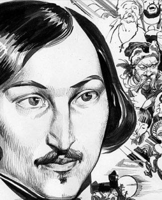 gogoli-portret