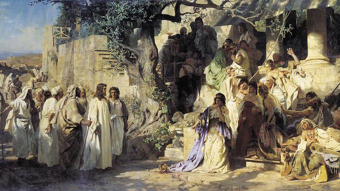 БОГОЯВЛЕНИЕ В ДЕНЬ КРЕЩЕНИЯ ХРИСТА ?