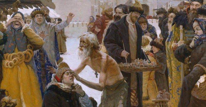 ГЛАВНЫЙ СИМВОЛ РОССИИ - ХРАМ ВАСИЛИЯ БЛАЖЕННОГО