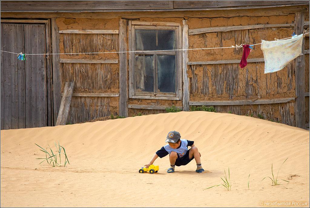 Астраханские пески