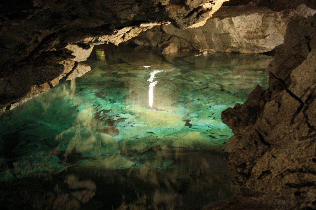 Кунгурская пещера, Пермский край