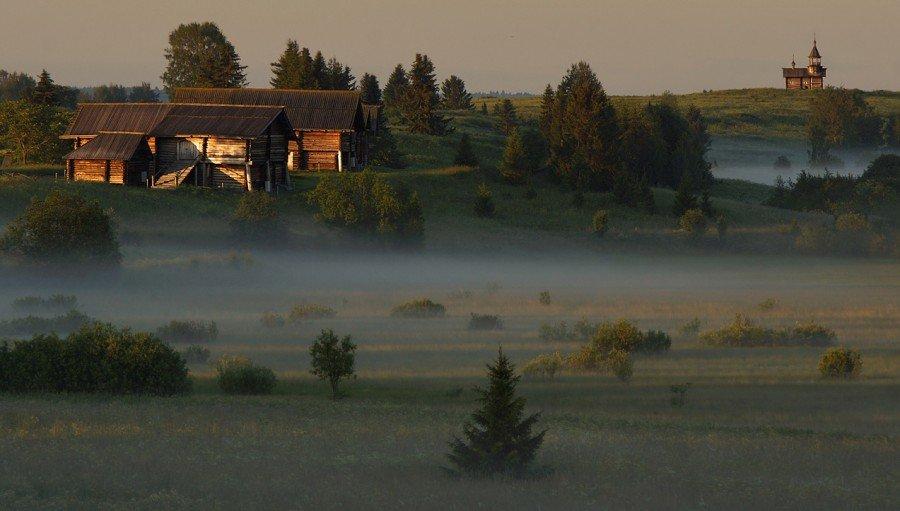 КИЖИ - ОДНО ИЗ САМЫХ ПРЕКРАСНЫХ МЕСТ В РОССИИ