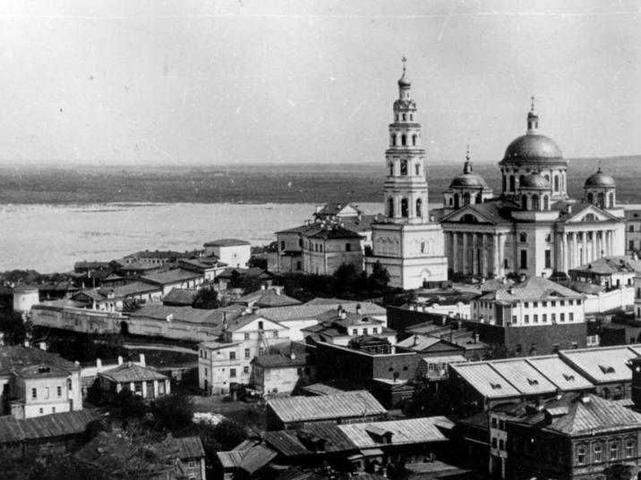 ИСТОРИЯ КАЗАНСКОЙ ИКОНЫ БОЖЬЕЙ МАТЕРИ