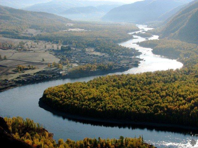 САМЫЕ БОЛЬШИЕ РЕКИ РОССИИ ХОЧУ ЗНАТЬ 2Река Енисей самая многоводная река России