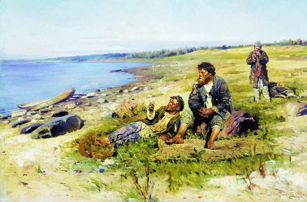 ЗАБЫТЫЕ ИМЕНА РУССКИХ ХУДОЖНИКОВ - МАКОВСКИЙ ВЛАДИМИР ЕГОРОВИЧ