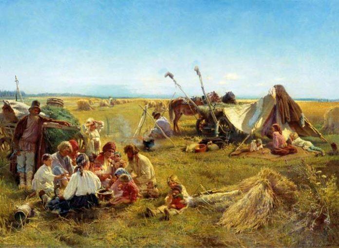 ТЕРРИТОРИЯ И НАСЕЛЕНИЕ РОССИИ НА РУБЕЖЕ XIX-XX ВЕКОВ