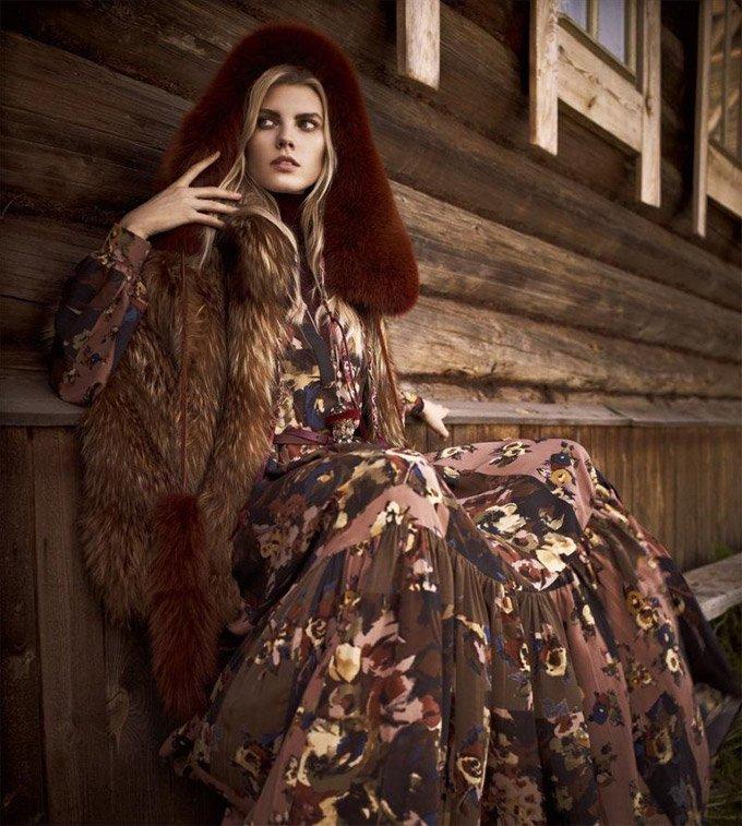 История русского стиля в одежде 6d70e4f4aab