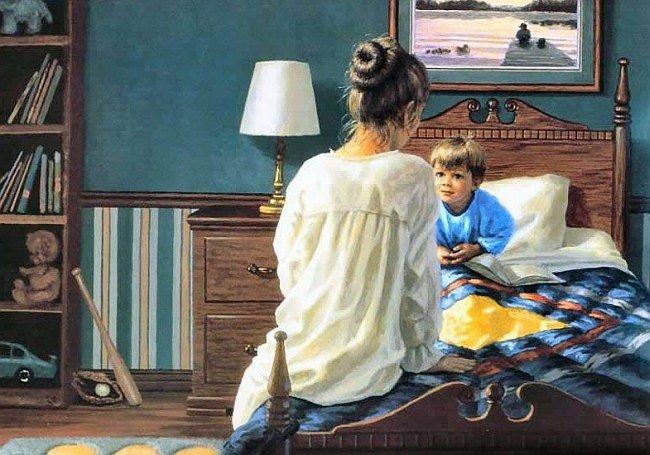 СЕКРЕТЫ В ВОСПИТАНИИ ДЕТЕЙ