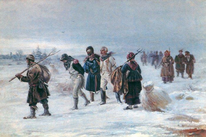 ПРИЧИНЫ ПОРАЖЕНИЯ НАПОЛЕОНА В РОССИИ