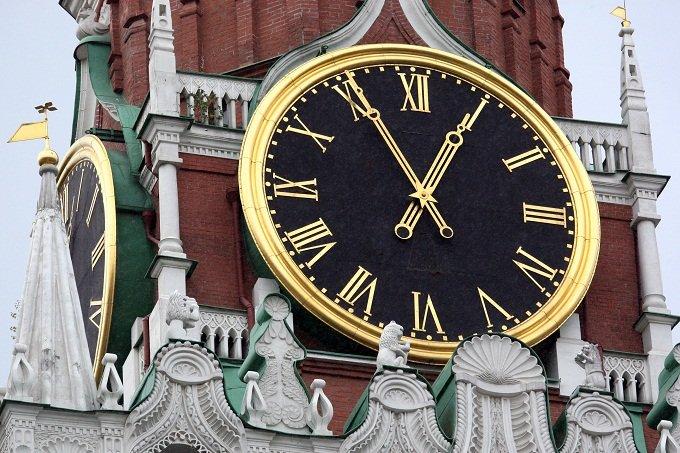 КРЕМЛЬ В МОСКВЕ - ДРЕВНЕЙШАЯ КРЕПОСТЬ В МИРЕ
