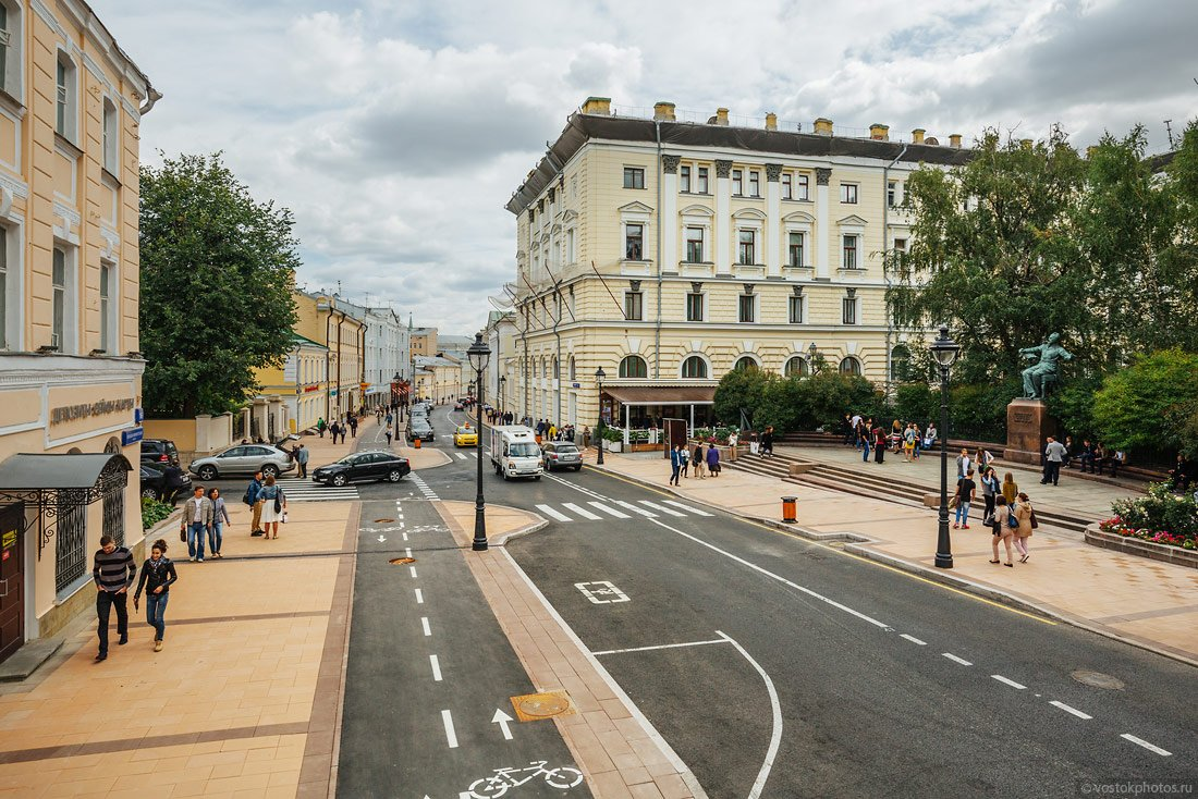 Картинки по запросу москва улицы