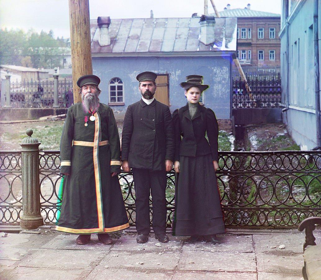 ВЕЛИКИЙ РУССКИЙ ИЗОБРЕТАТЕЛЬ ПРОКУДИН - ГОРСКИЙ