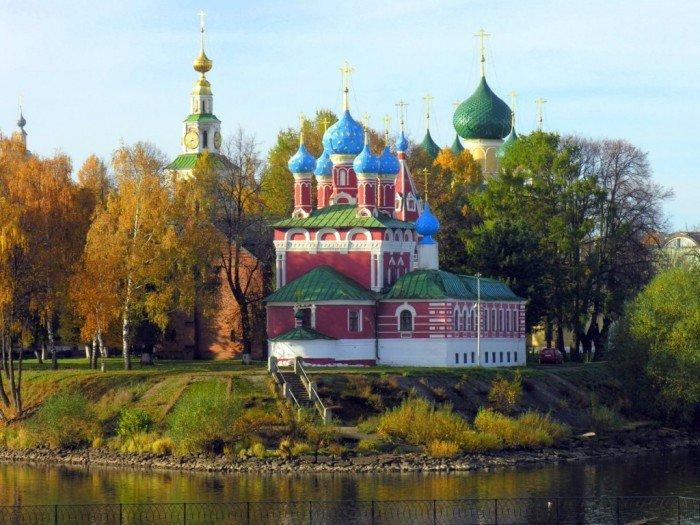 ОСЕННИЕ ВЫХОДНЫЕ В ПРОВИНЦИИ РОССИИ