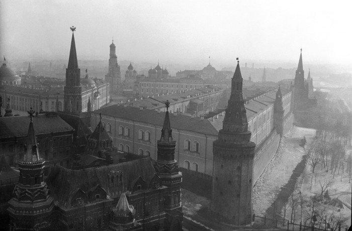 Кремль до 1935 года