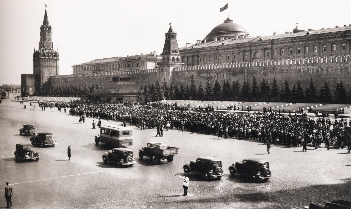 Красная площадь 1920-е