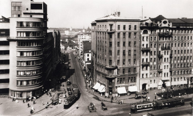 Орликов переулок 1937
