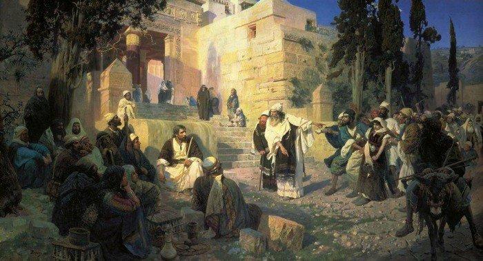 ЗАБЫТЫЕ ИМЕНА РУССКИХ ХУДОЖНИКОВ - ВАСИЛИЙ ДМИТРИЕВИЧ ПОЛЕНОВ