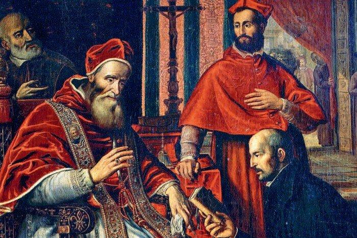 Доклад на тему орден иезуитов коротко и ясно 1599