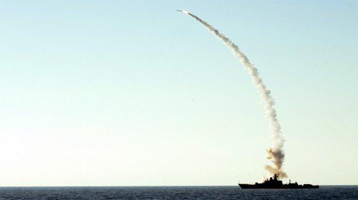 Каспийский флот в Сирии