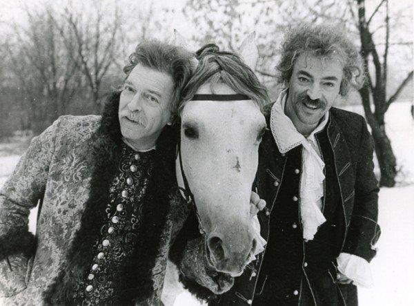 Владимир Балон и Михаил Боярский