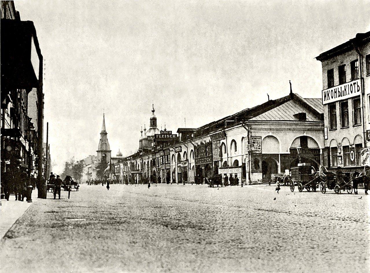Андреевский рынок на Васильевском острове