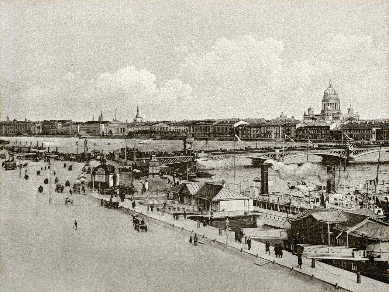 Николаевский мост.