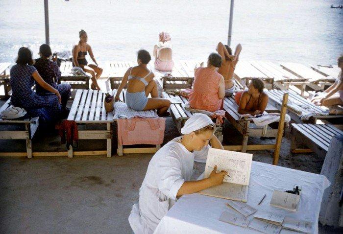 Крым, 1958 год.
