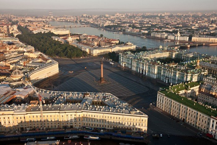 Санкт петербург дворцовая площадь