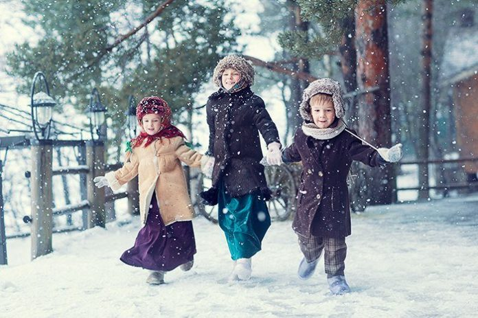 иностранцы дети в России