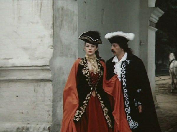 Шевалье Де Брильи Анастасия Ягужинская