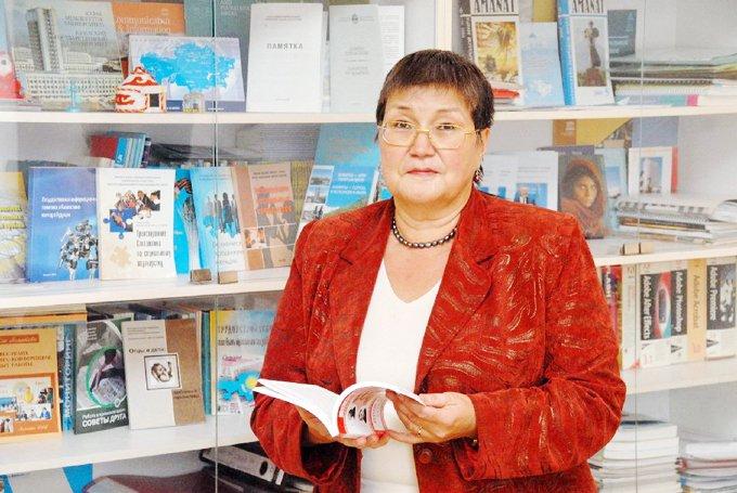 Лайла Ахметова