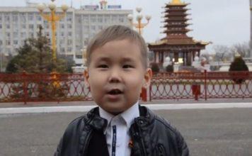 Джеваков Саша, 5 лет