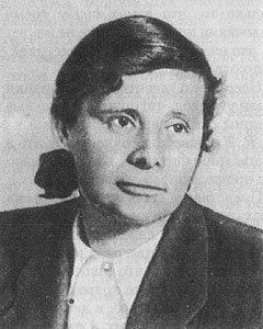 Нина Карловна Бари
