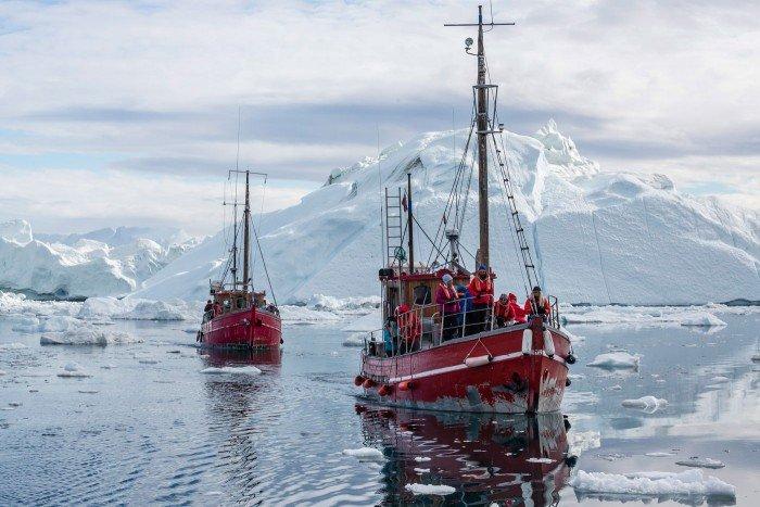 Дания в Арктике