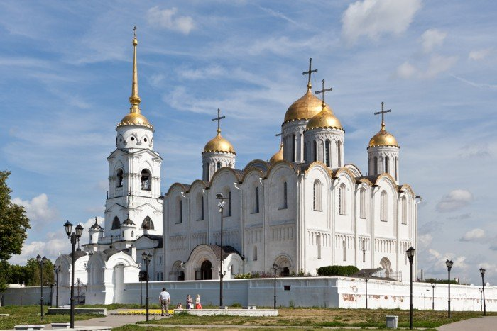 Белокаменные памятники Владимира и Суздаля