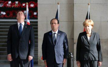 меркель, олланд, кэмерон