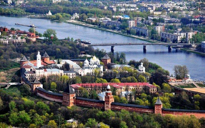 Великий Новгород. Кремль