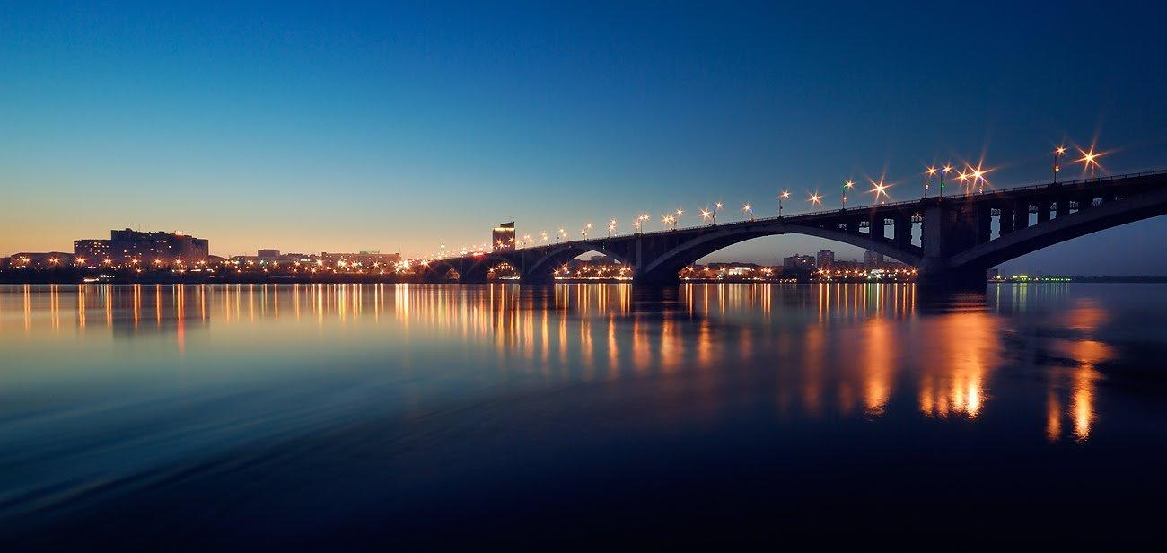 мост красноярска