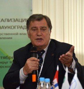 Михаил Кузнецов наукоград