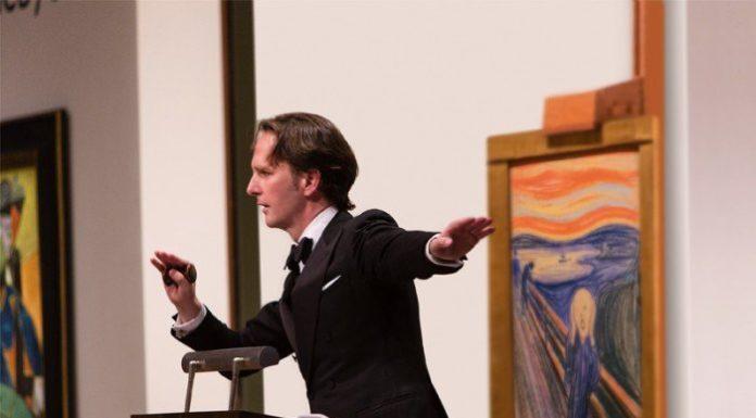 Edvard Munch's Sotheby's