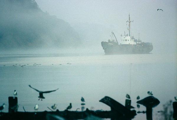 рыбаки - опасная профессия