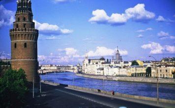 Москва в СССР